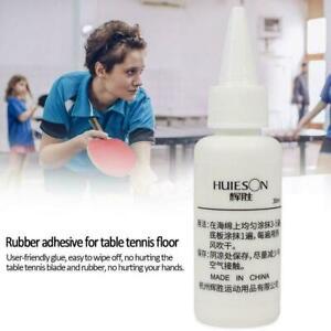 30ml Table Tennis Glue Set Sponge Clamp Table Tennis Inorganic Glue Racket R3S1
