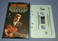 EDDIE COCHRAN SUMMERTIME BLUES & OTHER HITS cassette tape album T7067