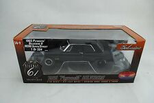 1:18 Highway 61 #50599 1965 PLYMOUTH BELVEDERE II HEMI SUPERSTREET Black NeuOVP$