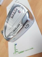 Custom built for you Wishon Golf Sterling GW Gap wedge iron new design version