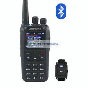 ANYTONE AT-D878UV Plus - Version Bluetooth + Ptt BT New Model, Roaming! 84009