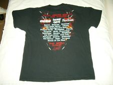 V.A. KREATOR,ASPHYX,BEWITCHED,GRAVE,BELPHEGOR… – original 2007 PARTYSAN TS!!!!!!