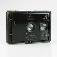 C.P GOERZ - C.D.V. Tenax Folding Bed Camera c.1908 in Fabulous Condition (GZ12)