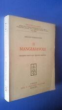 EMILIANO GIANCRISTOFARO - IL MANGIAFAVOLE FOLKLORE ABRUZZESE  OLSCHKI 1971