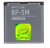 Nokia BP-5M Battery For 5610 6110 6500 6500S 7390 8600 Cellphone LiION 900mAh