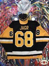 Jaromir Jagr Vintage Pittsburgh Penguins NHL Hockey Jersey CCM Adult XL