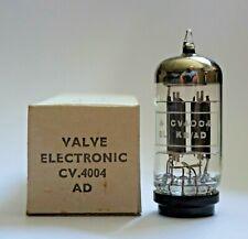 Brimar KB/AD CV4004 ECC83 Half Box Plates Valve/Tube NOS (V9)