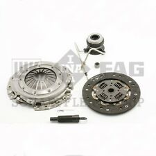 For Jeep Cherokee Wrangler 2.5L Clutch Kit Cover Disc Slave Cylinder Pilots LUK