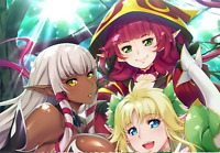 Welcome to the Forest of Hentai Elf #1 From Japan Anime New