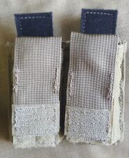EAGLE IND. DOUBLE PISTOL MAG POUCH COYOTE NSW MARSOC BLACKHAWK