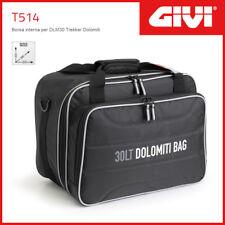 Sac Interne T514 [ Givi ] Pour Coffre / Valise DLM30A/DLM30B Trekker Dolomiti