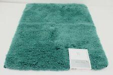 """New Wamsutta Luxury Perfect Soft Bath Rug 17"""" x 24"""" in Teal"""