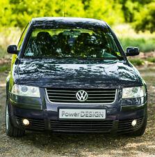 Eyebrows for VW PASSAT B5 3BG  headlight eyelids lids ABS Plastic