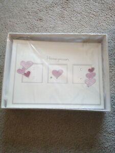 Honeymoon Photo Album New In Box