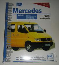 Reparaturanleitung Mercedes Sprinter Diesel 208 - 412 D, Baujahre 1995 - 2000