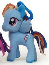 My Little Pony 3'' Rainbow Dash Plush Key Chain Clip Anime Manga NEW