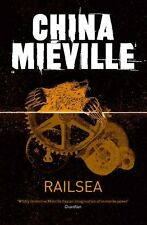 CHINA MIEVILLE __ RAILSEA __ BRAND NEW __ FREEPOST UK