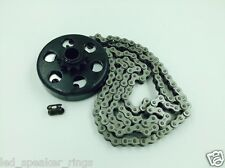 Centrifugal Clutch for Mini Bike Go Kart 3/4'' Bore 10T #40/41/420 5 feet chain