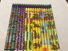 New Scooby-Doo Pencil Pencils Favors Birthday Party Favor 18 Count