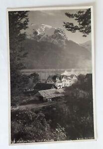 Chile 1942  Karl  Thermal source  Peulle Techado Pto Varas  Postal card Naltagua