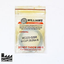 New - Williams MC225-02BR U-CUP/BUNA-N