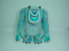 """DISNEY PIXAR STORE EXCLUSIVE MONSTERS UNIVERSITY 7"""" SULLEY SCARE ARMS FIGURE"""