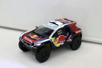 1/43 scale Dakar Peugeot 2008 DKR 2015 Rally Racing diecast Car Model