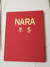 "1978, ""Nara"", Picture Book of Nara City, Japan, 10"" by 13.5"", HB w/Glossy Photos"