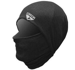 Condor Multi Wrap Face Wrap Black 212-002