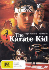 The Karate Kid (1984) * NEW DVD * (Region 4 Australia)