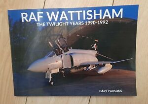 RAF Wattisham - the Twilight Years