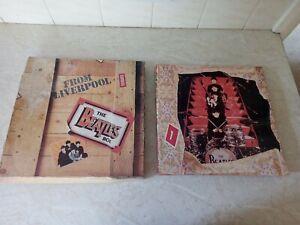 The beatles from Liverpool vinyl box set