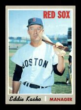 1970 Topps 182-542 VG-EX Pick From List All PICTURED