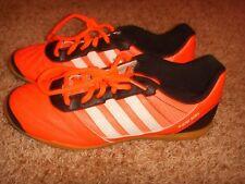 Adidas Freefootball SuperSala Orange Indoor Soccer Shoes Mens Size 7