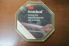 3M 72022 Scotchcal Striping Tape, Elite Midnight Blue, 3/16 in x 150 ft