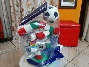 MASCOTTE PELUCHE UFFICIAL ITALIA 90 WORLD CUP LICENSEE FIFA 1904 NUOVO SIGILLATO