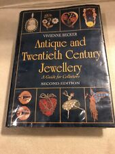 Antique And Twentieth Century Jewellery A Guide For Collectors Second Edition HC