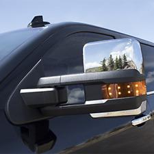 2014-2018 Chevy Silverado GMC Sierra OEM Towing Trailering Mirrors NEW 23372181