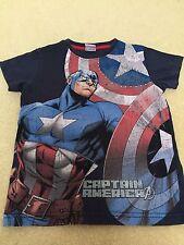 Marvel Novelty/Cartoon T-Shirts & Tops (2-16 Years) for Boys