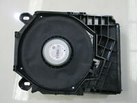 GENUINE 2005 BMW E87 120i PETROL 04-07 RIGHT BASS SPEAKER SUBWOOFER 6925330