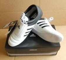 New Adidas Tkd Martial Arts Taekwondo Karate Mma Adi-Kick Shoes White Size 11
