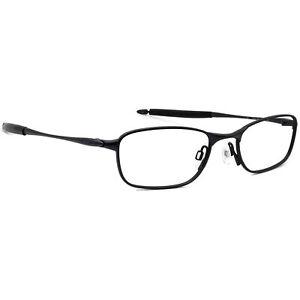 Oakley Eyeglasses 11-821 Steel Blue Wrap Metal Frame 52[]19 131