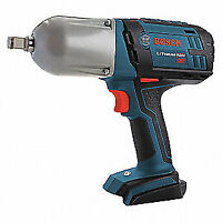 BOSCH Cordless Impact Wrench,18.0 V, IWHT180B