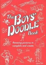 The Boys' Doodle Book: Over 100 Pictures to Complete and Create (Paperback or So