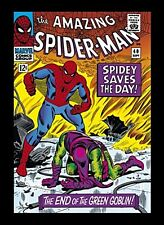 "Marvel Spiderman 668 fridge magnet  ""Spidey Saves The Day""   (sd)"