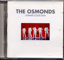 CD - THE OSMONDS - Ultimate Collection