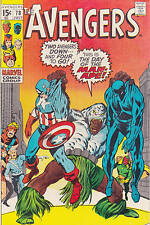 THE AVENGERS #78 NICE COPY