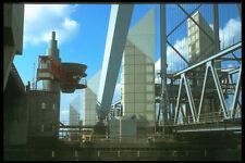 235023 Railway Bridge Over The River Oude Maas Dordrecht A4 Photo Print
