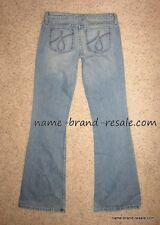 $178 NWT JUICY COUTURE Womens 27 TALL THE FRANKIE JEANS Denim Flare Cast Iron