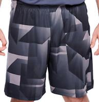 Nike Men's Black Dri-Fit Geometric Shorts Activewear 10012 Size L
